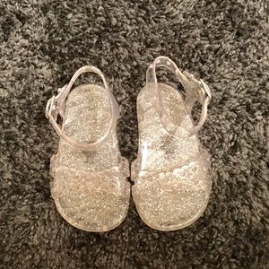 ✨FINAL PRICE ✨ Old Navy baby girl jelly sandals